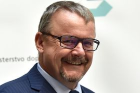 Dan Ťok (Foto: Filip Jandourek, Archiv des Tschechischen Rundfunks)