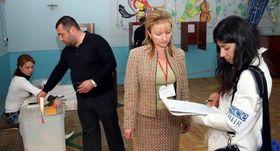 Миссия ОБСЕ на выборах в Армении, иллюстративное фото: архив МИД ЧР/OSCE/Urdur Gunnarsdottir