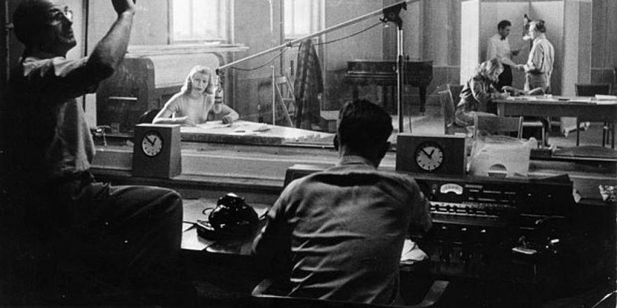 Радио «Свободная Европа», фото: Архив Чешского радио - Радио Прага