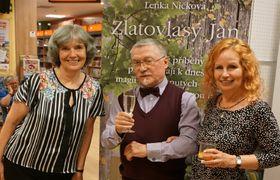 Alena Prosečová, Leonid Křížek, Lenka Ničková, photo: Elka Press