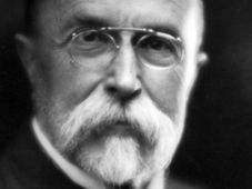 Tomáš Garrigue Masaryk, foto: Library of Congress / Public Domain