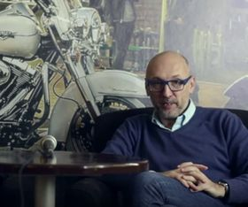 Lešek Wronka, foto: YouTube, kanál Lewronmusiccenter