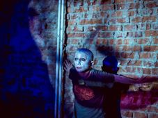 Ирина Андреева, Passing, Фото: официальный фейсбук Театра нового фронта