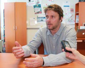 René Hroneš, photo: Ondřej Tomšů