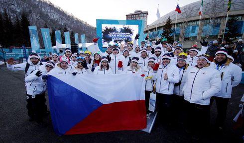 Фото: Павел Лебеда, Чешский Олимпийский комитет