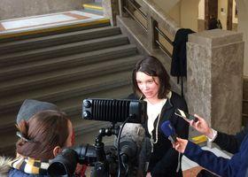 Жанна Немцова, фото: Катерина Айзпурвит