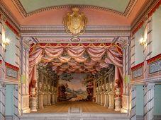 Le théâtre au château de Litomyšl, photo: Ivan Ulrich / Projet ERHT