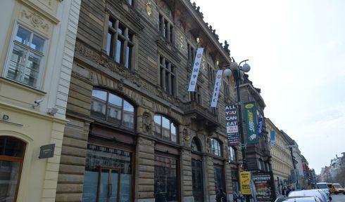 CEFC headquarters in Prague, photo: ČTK/Doležal Michal