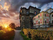 Château de Kuks, photo: Site officiel du projet Revitalizce Kuks