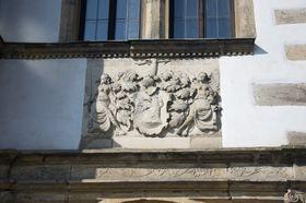 Wappen der Saalhausens (Foto: AdamCernohouz, CC BY-SA 4.0)