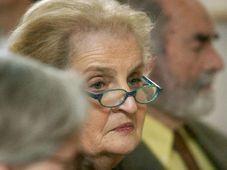 Madeleine Albrightová, foto: NATO