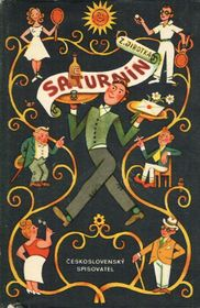 'Saturnin', photo: Československý spisovatel