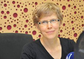 Tereza Stöckelová (Foto: Marián Vojtek, Archiv des Tschechischen Rundfunks)