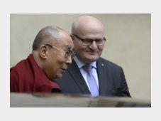 Dalai Lama, Daniel Herman, photo: CTK
