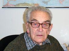 Otto Pick (Foto: Gerald Schubert)