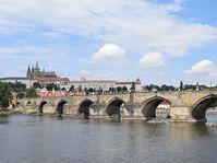 Le pont Charles, photo: Ondřej Tomšů