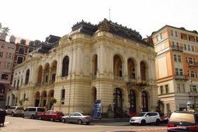 Stadttheater in Karlovy Vary (Foto: Kristýna Maková, Archiv des Tschechischen Rundfunks - Radio Prag)
