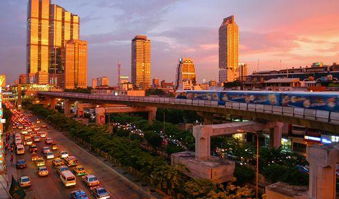 Бангкок, Фото: Diliff CC BY-SA 3.0, Открытый источник