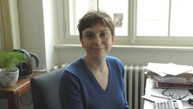 Dita Limová, photo: Magdalena Hrozínková