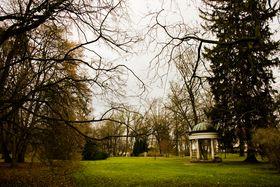 Сад замка в Кромержиже, фото Вит Поганка