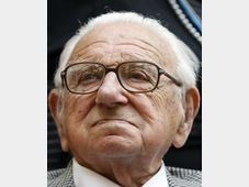 Sir Nicholas Winton, photo: CTK