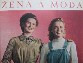 """Žena a móda"""" (Foto: Verlag Grada)"""