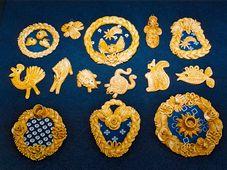 Las figuritas de pan de Vizovice, foto: página web oficial de la ciudad de Vizovice
