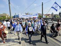 """""""Marsches des guten Willens"""" (Foto: ČTK)"""