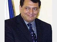 Premierminister Jiri Paroubek