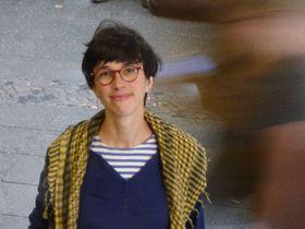 Anaïs Raimbault, photo: Archives de Blaga Dimitrova