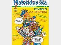 La revista infantil, Mateřídouška