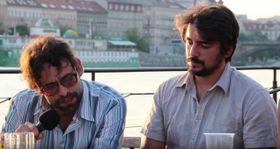 Juan Pablo Bertazza (a la derecha), foto: YouTube