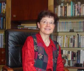 Françoise Combes, photo : Velotango, CC BY-SA 3.0