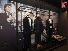 Konzertkostüme aus der Garderobe von Karel Gott: Anzug mit Jabot, Frack und Mafioso-Look (Foto: Archiv NFRF)