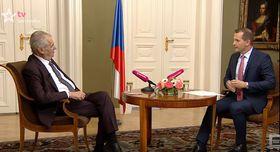 Miloš Zeman, photo: YouTube / TV Barrandov