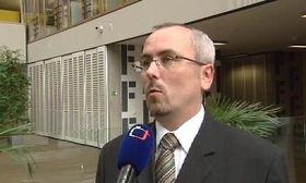 Petr Dufek (Foto: ČT24)