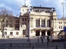 Brno's main train station, photo: www.wikimedia.org