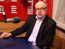Jiří Pehe (Foto: Jana Trpišovská, Archiv des Tschechischen Rundfunks)