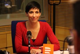 Markéta Pekarová Adamová (Foto: Vítek Svoboda, Archiv des Tschechischen Rundfunks)