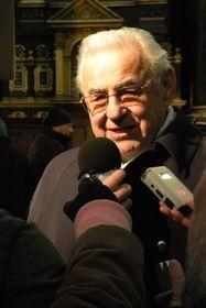 Miloslav Vlk, photo: Barbora Němcová