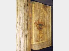 Codex Gigas, photo: CTK