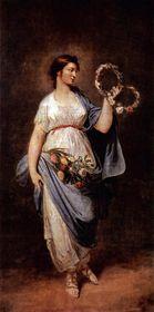 La déesse slave Vesna