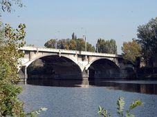 Moldau-Brücke in Libeň (Foto: Petr Vilgus, CC BY-SA 2.5)