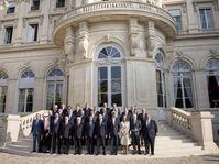 Une trentaine de pays étaient réunis à Paris lundi pour discuter du soutien à l'Irak, photo: ČTK