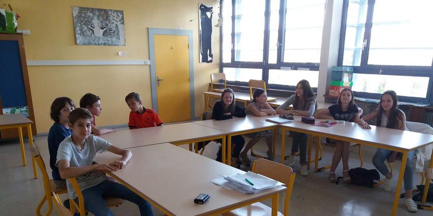 L'école tchèque à Strasbourg, photo: Pierre Meignan
