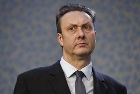 Viktor Mravčík, foto: ČTK