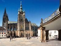 St Vitus Cathedral, photo: CzechTourism