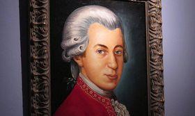Wolfgang Amadeus Mozart, foto: Martina Schneibergová