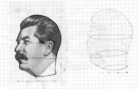 'Pepík Staline', photo: Site officiel de Flora Buberle