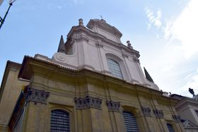 Костел Девы Марии у Каетанов, Фото: Екатерина Сташевская, Чешское радио - Радио Прага